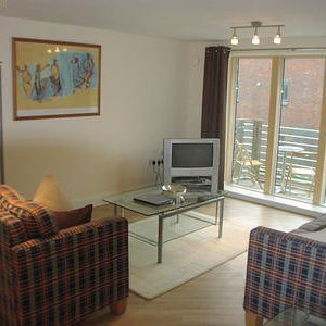 Courtyard Apartments - Two Bedroom Apartment-0