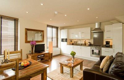 Notting Hill Gate - Deluxe One Bedroom Apartment-0