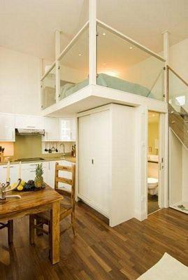 Notting Hill Gate - Standard Studio Apartment-15197