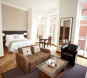 Presidential Apartments Kensington - Executive Studio Apartment-0