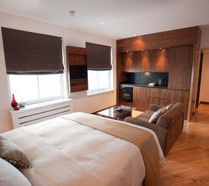 Presidential Apartments Kensington - Executive One Bedroom Apartment-0