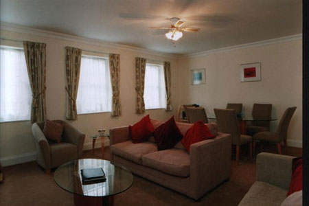 Clarges Street Apartments - Small Two Bedroom Apartment-23966