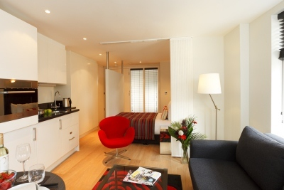 Fleet Street Apartments - Studio Apartment-0