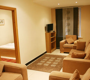 Hyde Park Suites - Two Bedroom Apartment-0