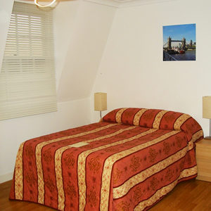 Royal Court Apartment, Bayswater - Double Studio Apartment-0