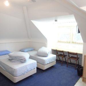 Fellows Road, Swiss Cottage - Twin Studio Apartment-0