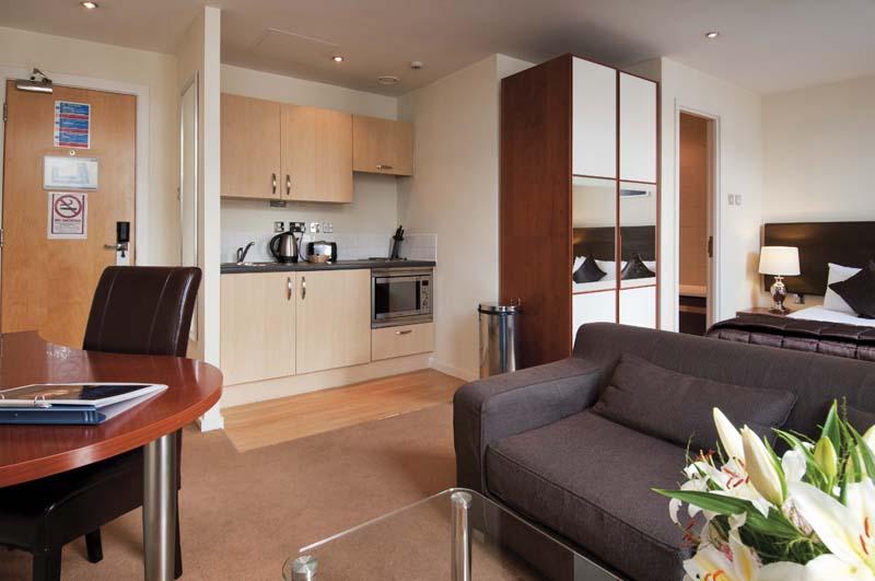 Grand Plaza Apartments - Double Executive Studio-16406