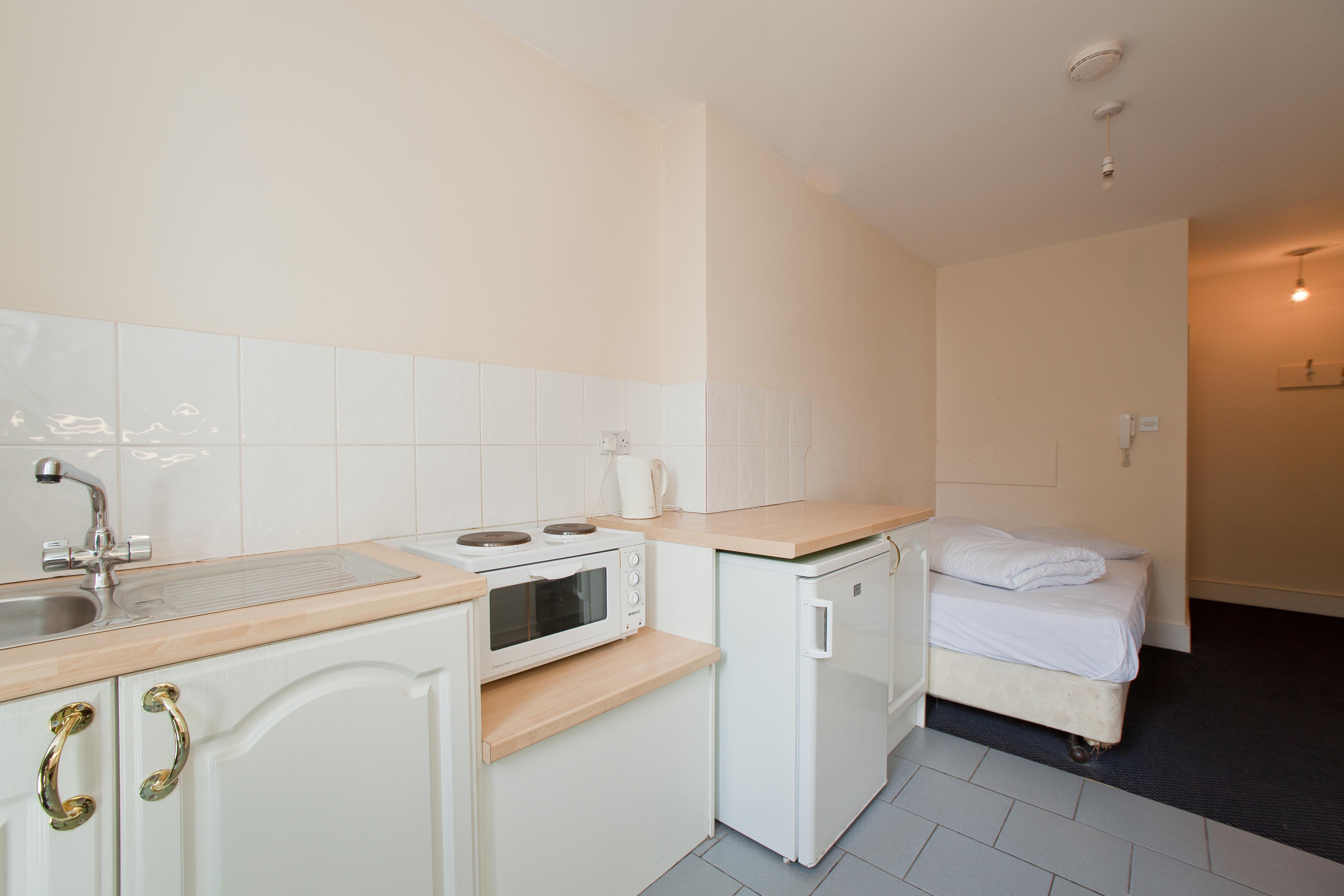 Belsize Park - Double Studio Apartment-16314
