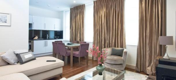 Claverley Court Apartment - Deluxe Two Bedroom Apartment-0