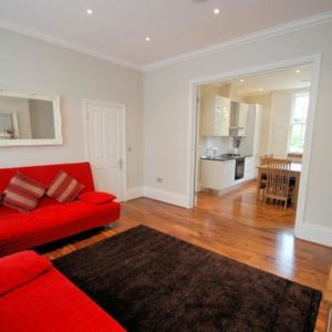 Battersea Park - Three Bedroom Apartment with Garden-16457