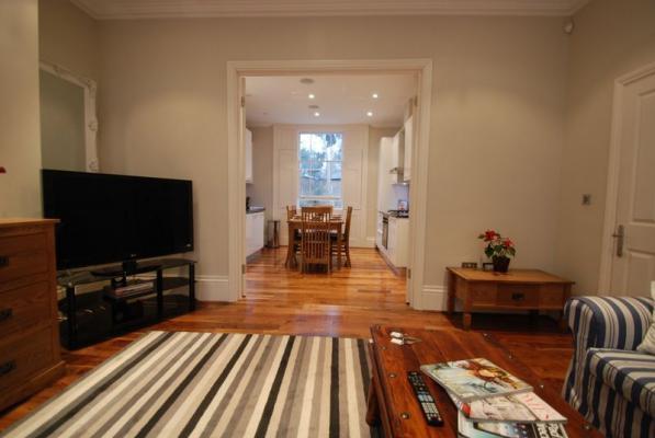 Battersea Park - Luxury Three Bedroom Apartment with Garden-16471