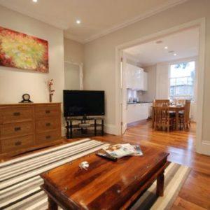 Battersea Park - Luxury Three Bedroom Apartment with Garden-16469