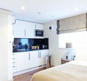 Claverley Court Apartment - Studio Apartment-0