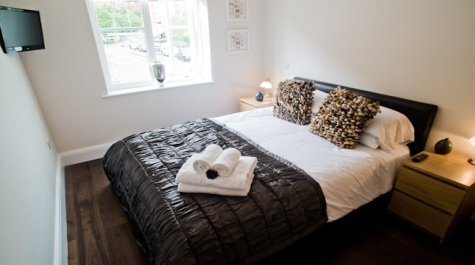 Grove House - Ealing - One Bedroom Penthouse-0