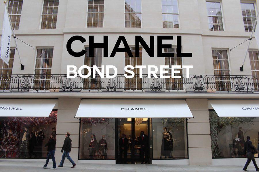 CHANEL New Bond Street