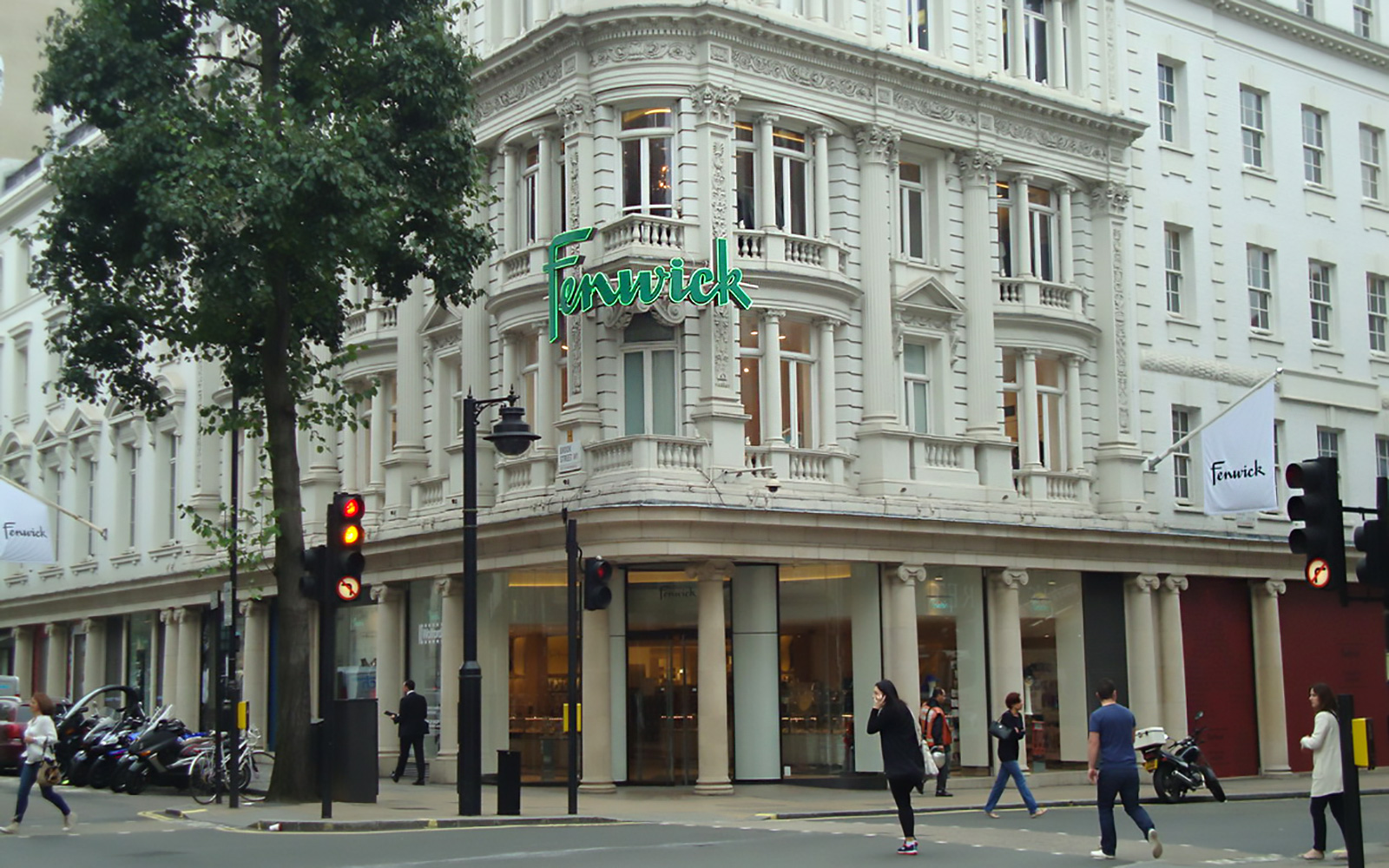 Fenwick Bond Street, London