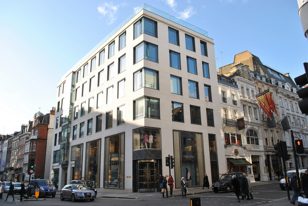 Miu Miu Store New Bond Street