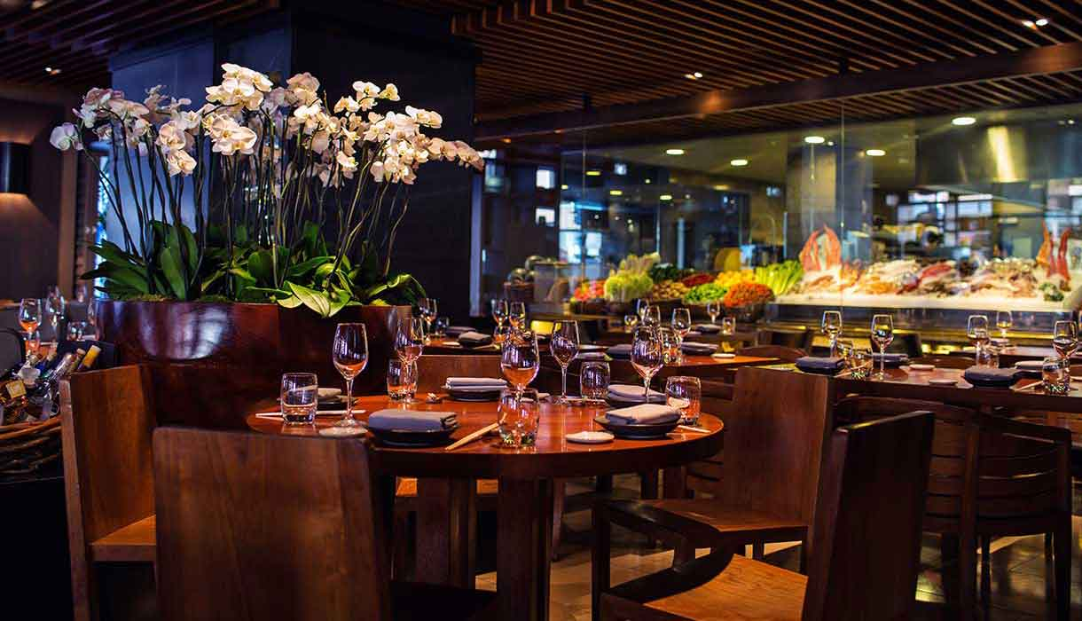 Novikov Restaurant and Bar