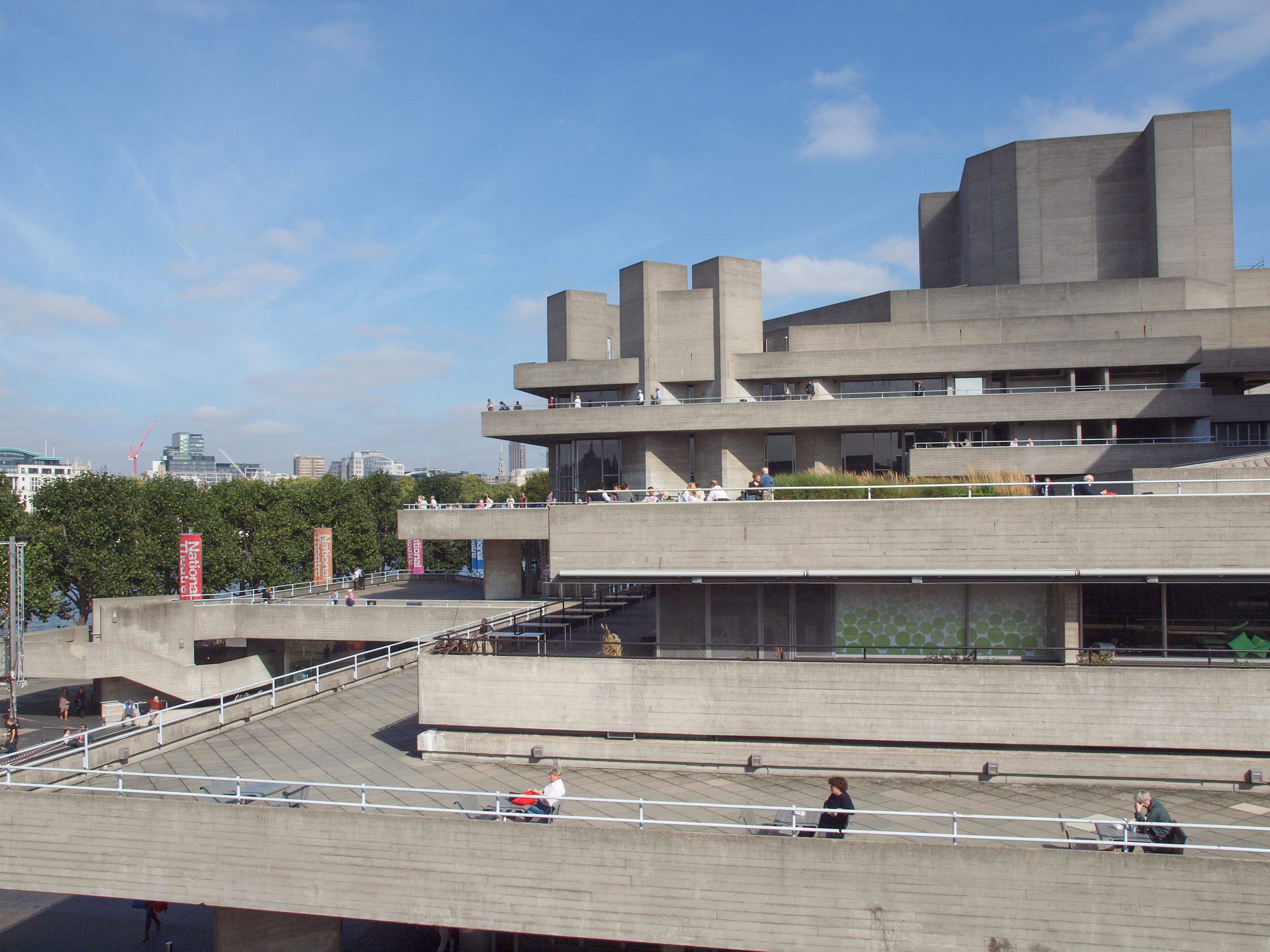 The Royal National Theatre London